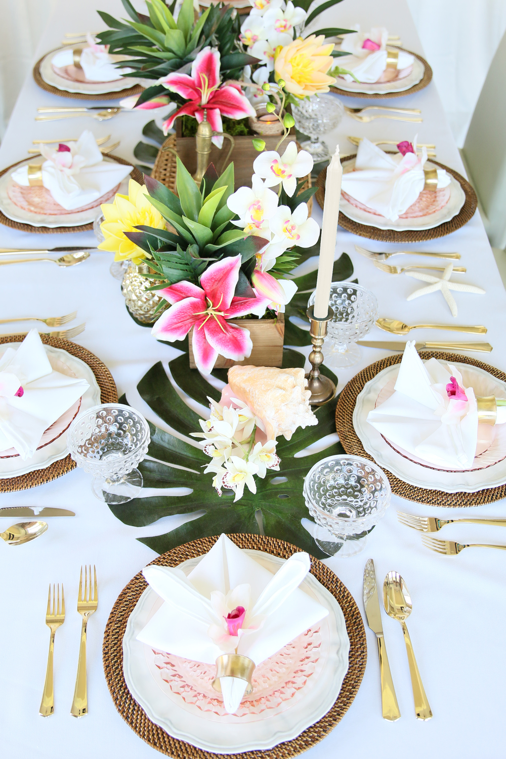 Top 20 Tropical Bridal Shower Ideas | My Sweet Engagement