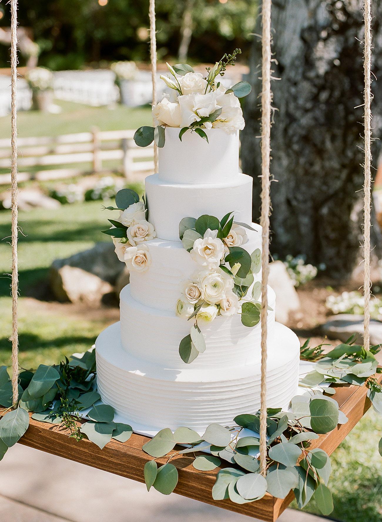 White Flower Chandelier