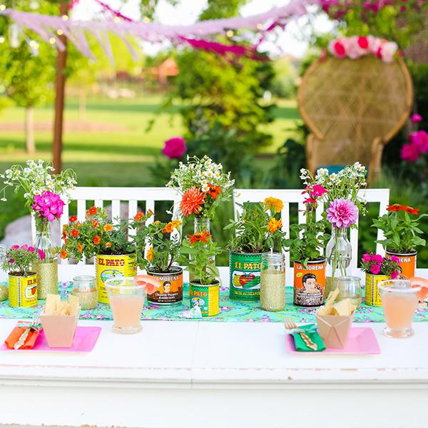 Mexican Fiesta Bridal Shower Ideas 🌵