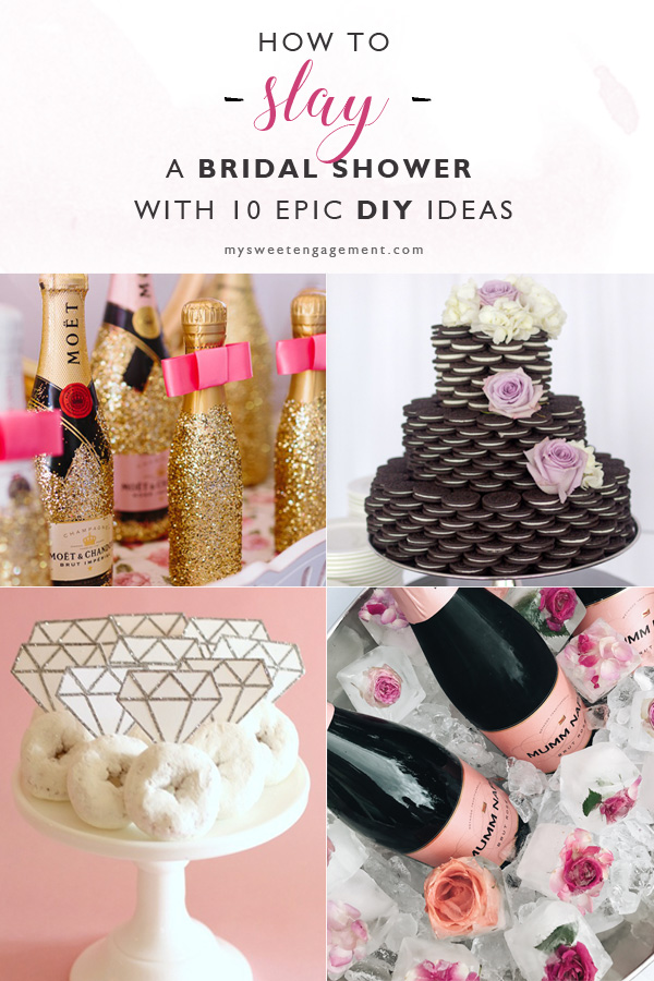 Diy Bridal Shower Ideas To Copy Right Now My Sweet