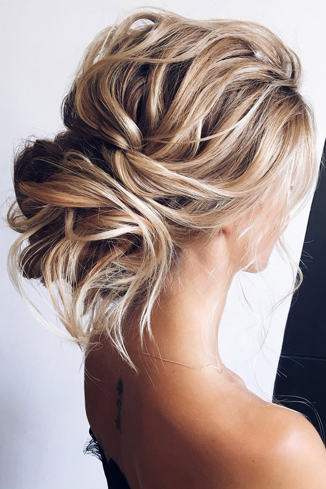 Romantic Bridal Updos To Copy On Your Wedding My Sweet