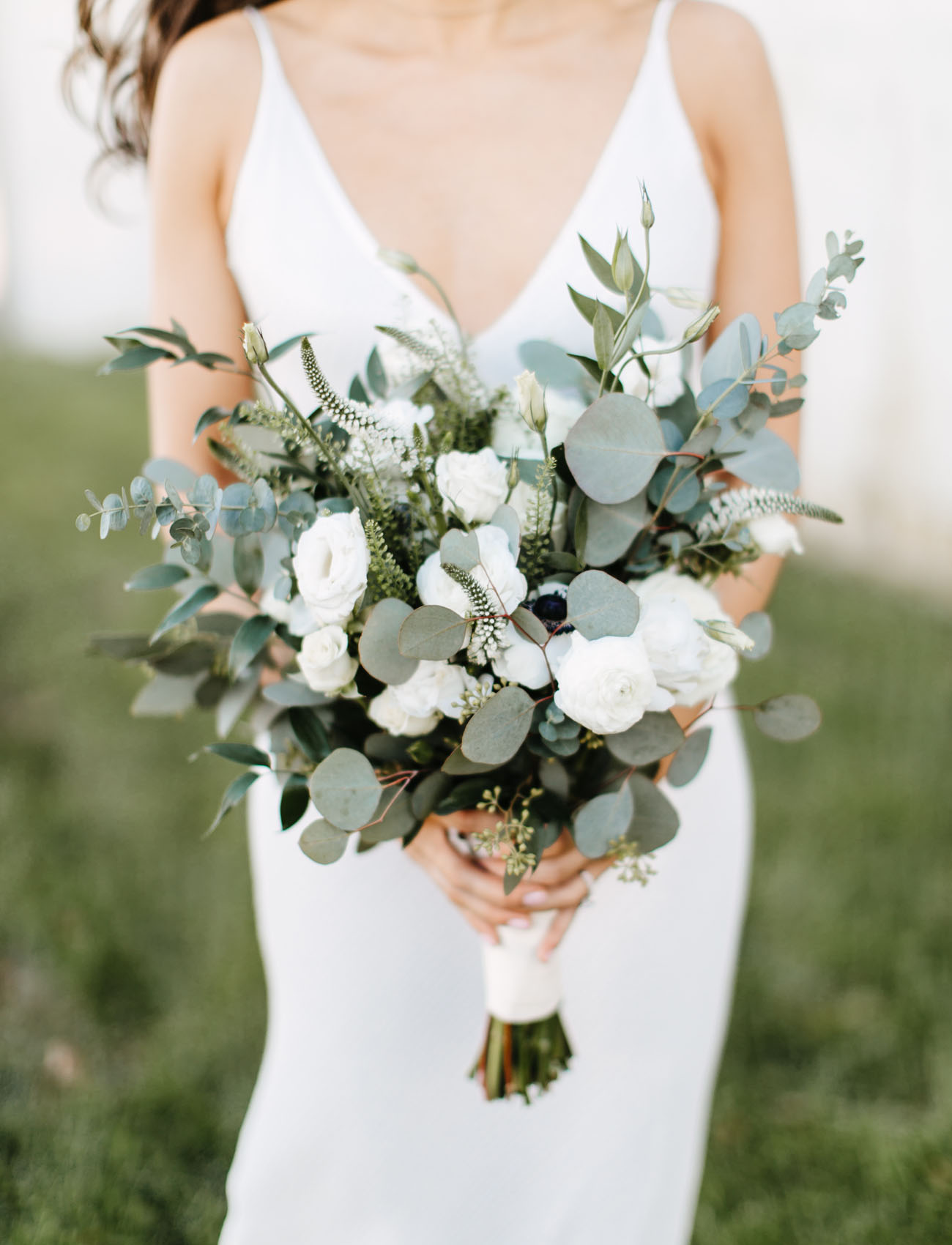 Greenery Wedding Bouquet 20 Ideas You Ll Love Page 2 Of 2 My Sweet Engagement