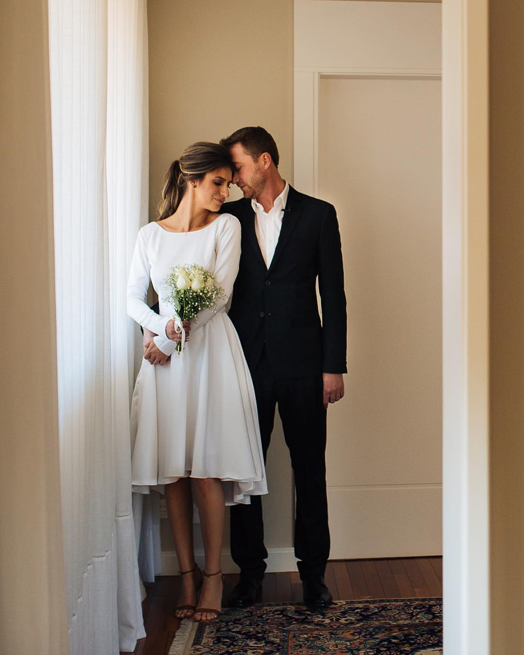 Civil Wedding Outfit Ideas To Marry In Style Page 2 Of 2 My Sweet Engagement