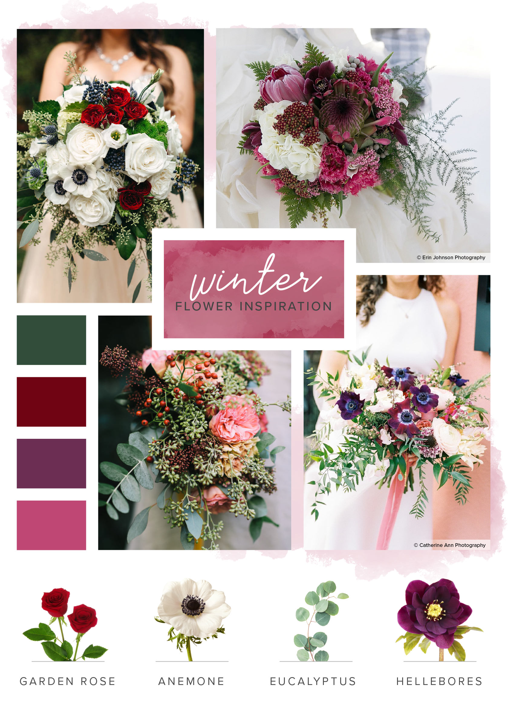 Seasonal Guide To Lower Wedding Flower Costs My Sweet